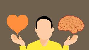 Minder piekeren door verbinding tussen hoofd en hart